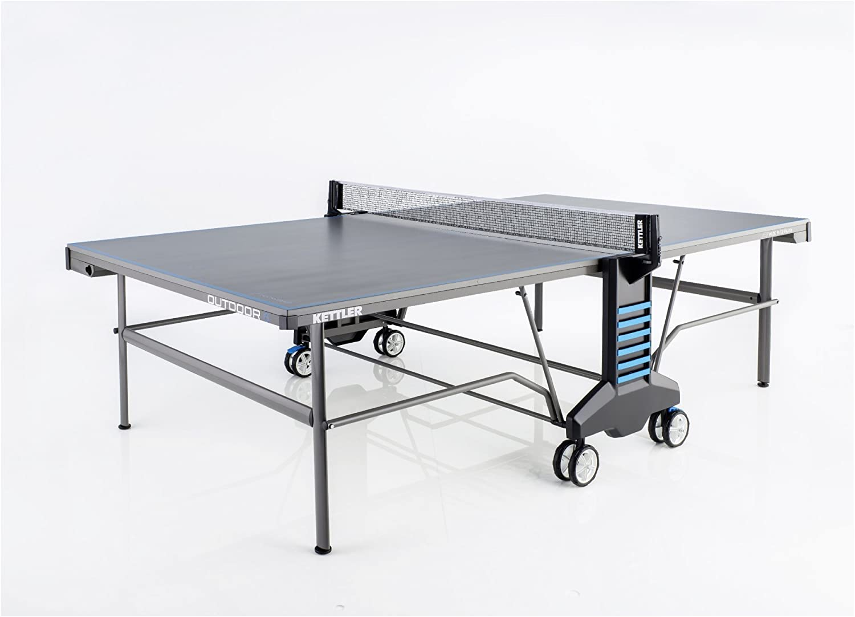 Kettler - Mesa de Ping Pong Outdoor 6: Amazon.es: Deportes y aire ...
