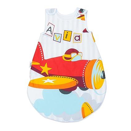 Aviator / Planes PatiChou Sacos de dormir para bebés 24 - 36 meses (