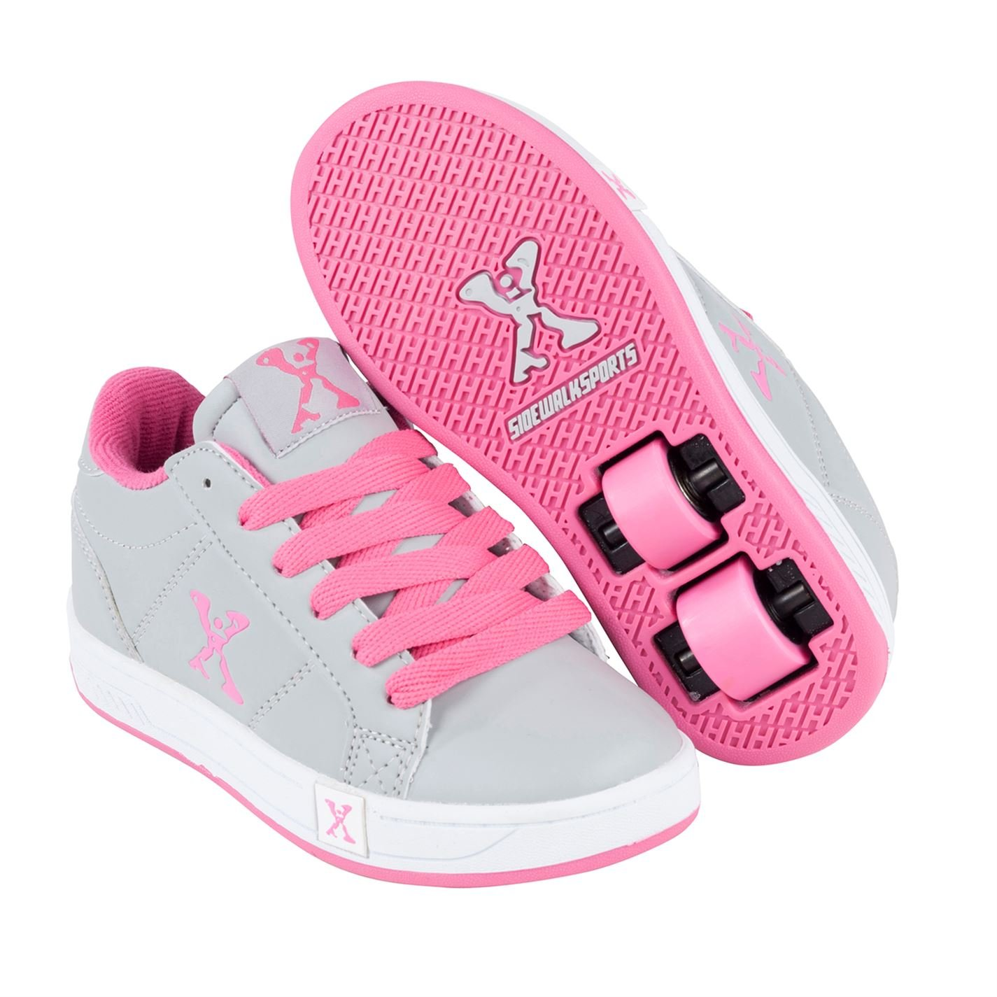 2bd36bc36062 Amazon.com  Sidewalk Sport Girls Sport Lane Wheeled Skate Shoes  Shoes