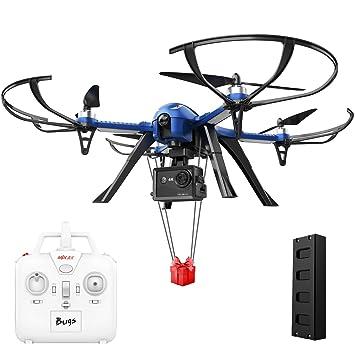 DROCON Bugs 3 Motor Quadcopter sin escobillas Drone, Drone de Alta ...