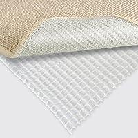 antirutschmatte für teppich Casa PuraTeppich Rutsch Stopp: Teppichunterlage rutschfest | Anti-Rutsch Matte für Teppiche, Läufer uvm. | einfach zuschneidbar | REACH zertifizierter Gleitschutz