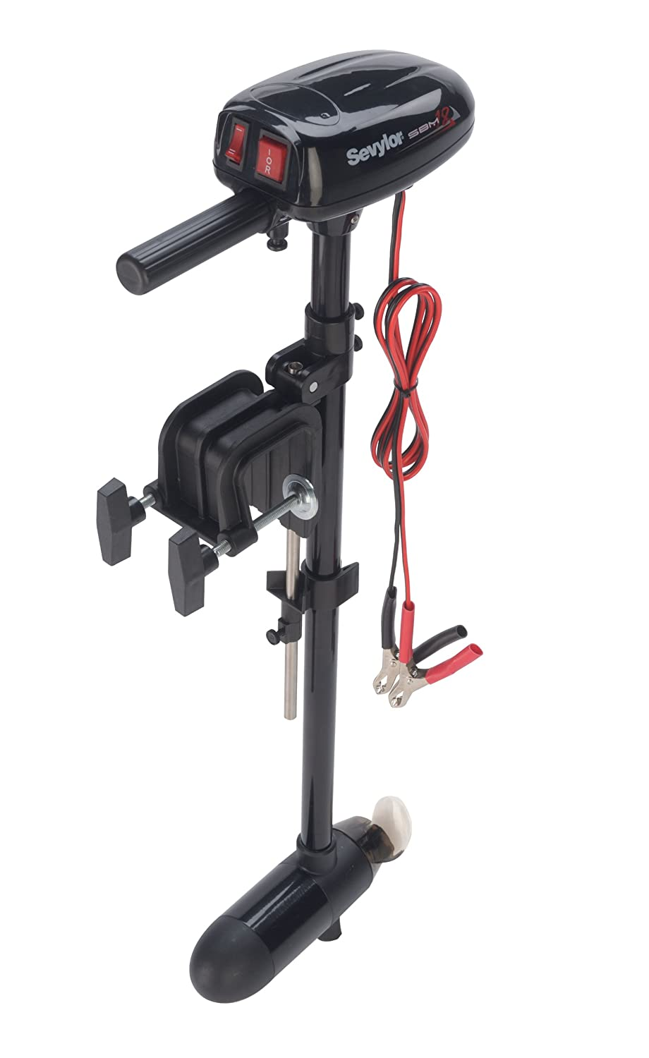 Coleman 12v Electric Trolling Motor Saltwater Homemade Fuse Box Sports Outdoors