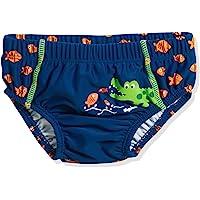 Playshoes UV-Schutz Windelhose Krokodil pañal de natación para Bebés