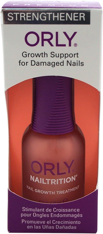 Orly ORLT0028, Tratamiento para Uñas, 18 ml