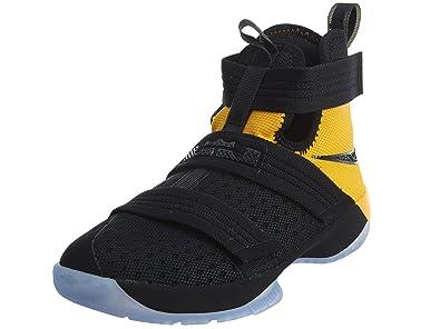 13a683c34a15 Nike Lebron Soldier 10 (Gs) Big Kids Style  845121-007 Size  4  Amazon.ca   Shoes   Handbags