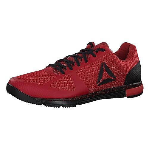 Reebok Speed TR, Zapatillas de Deporte para Hombre, Rojo (Rich Magma/Black/Primal Red 000), 52 EU: Amazon.es: Zapatos y complementos
