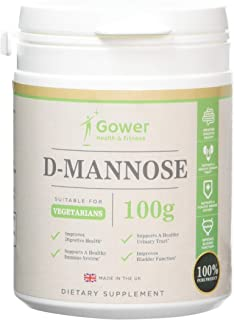 D Manosa 100% Polvo Puro | Infecciones Urinarias y Tratamiento cistitis | SIN ADITIVOS |