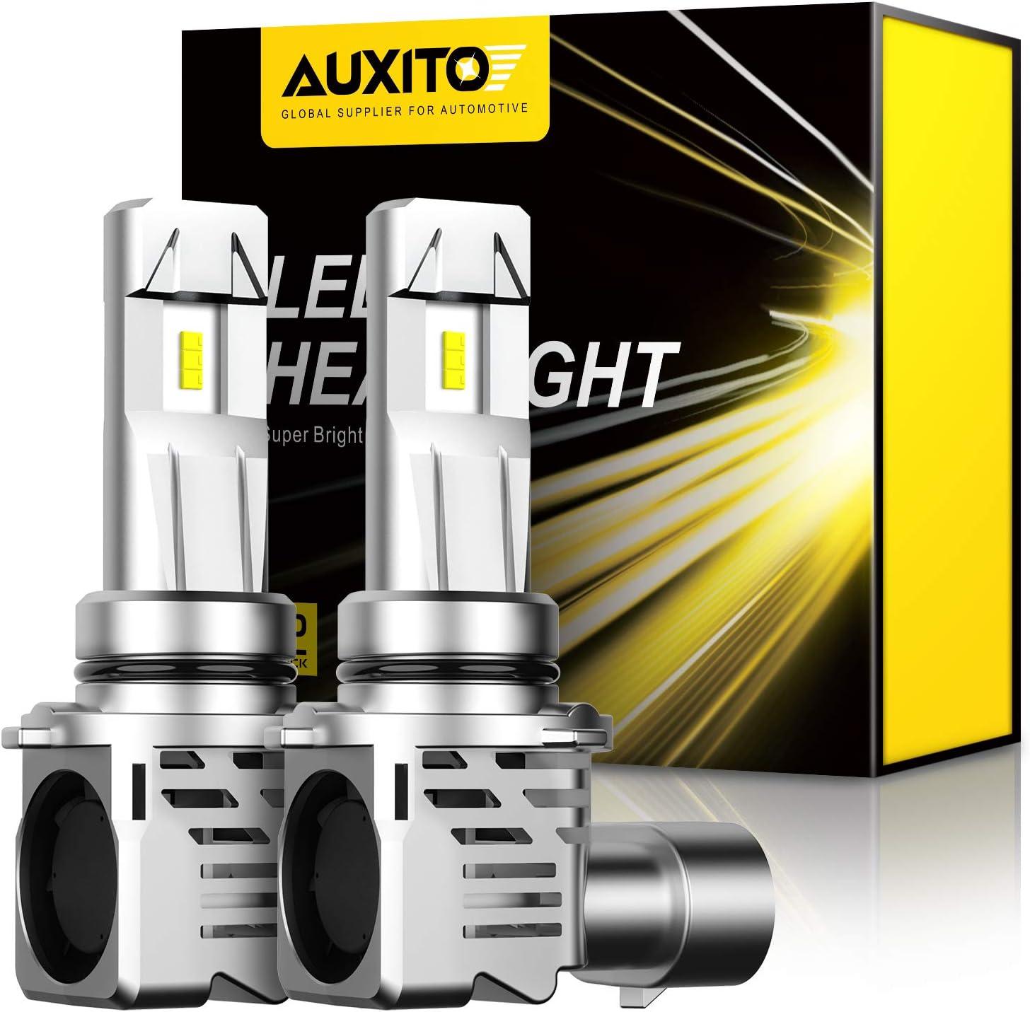 AUXITO 9006 LED Headlight Bulbs