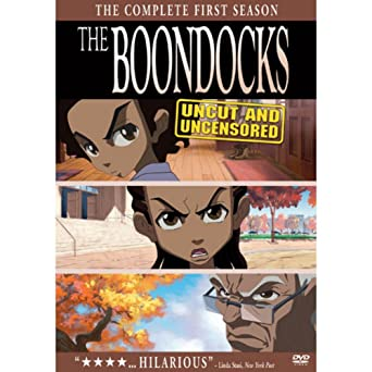 BOONDOCKS TÉLÉCHARGER SAISON 1 FR THE