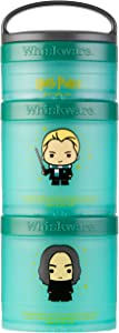 Whiskware Harry Potter Stackable Snack Pack, 2 1/3 cups, Snape