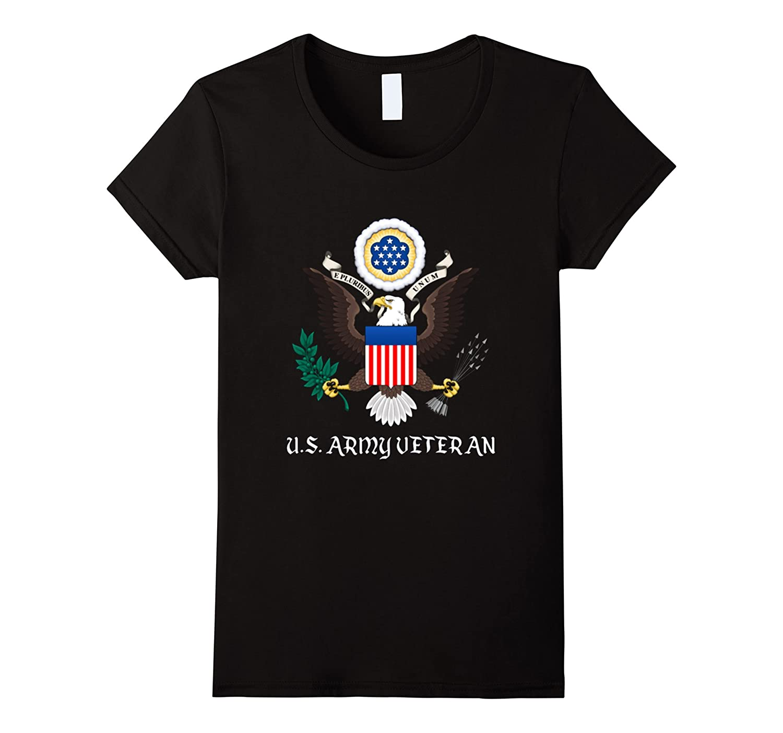 Army Veteran – Zip Up Hoodie Polo Tshirt