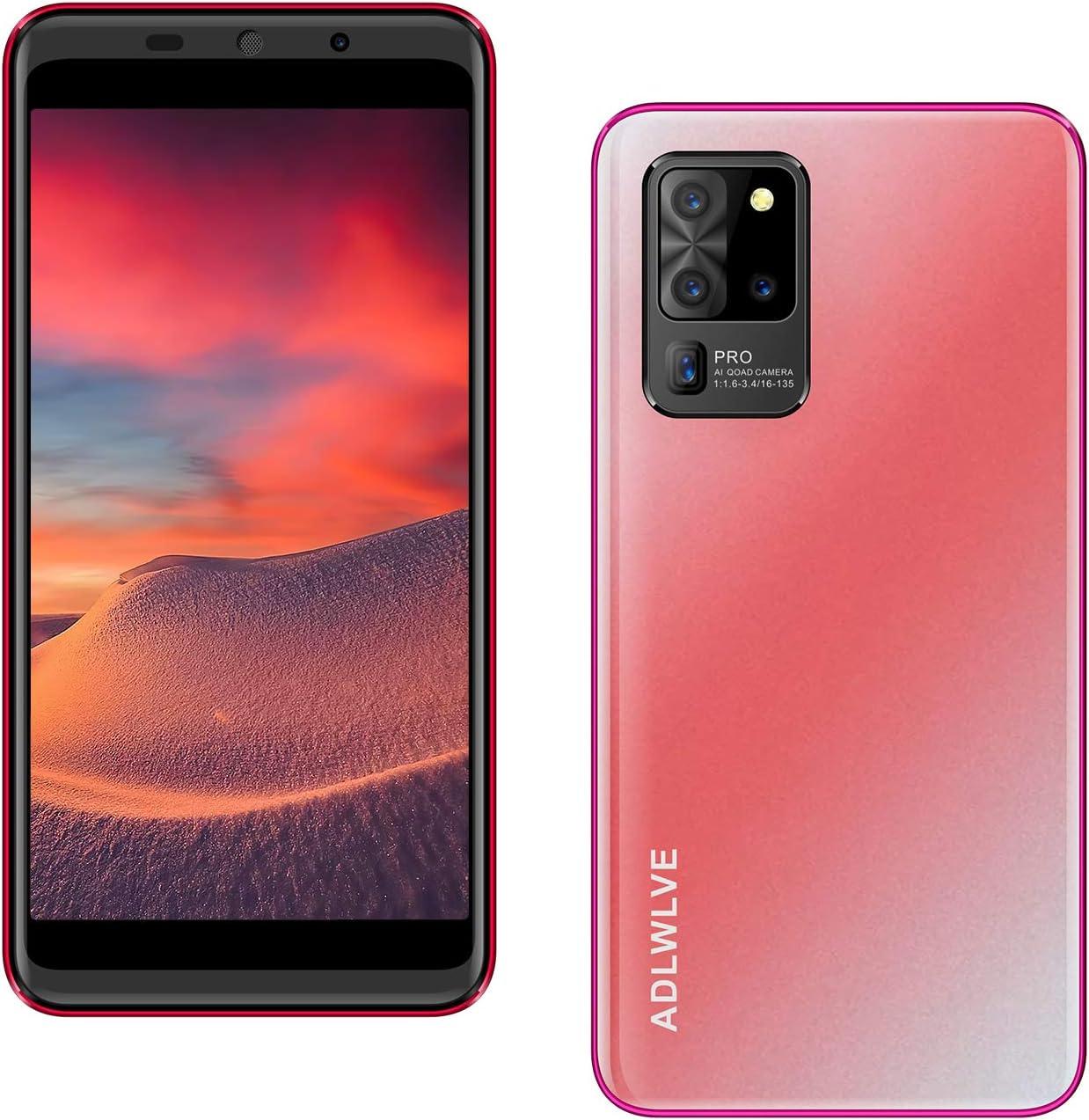Teléfono Móvil Libres 4G, Android 9.1 Smartphone Libre, 5.5