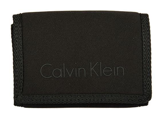 Calvin Klein - Caillou 8cc+coin, Carteras Hombre, Negro ...