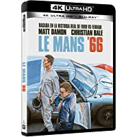 Le Mans '66 (UHD 4K + Blu-Ray) [Blu-ray]