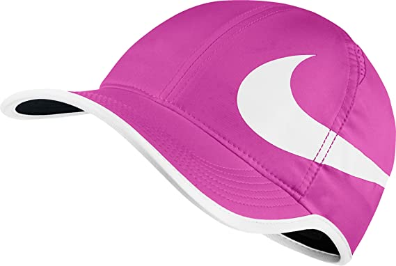 7cb5d79e22cad Image Unavailable. Image not available for. Color  NIKE NikeCourt Adult AeroBill  Featherlight Tennis Cap ...