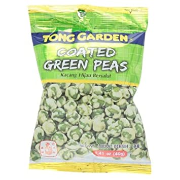 Thailand Tong Garden Coated Green Peas 40g x 12 Packs (628MART ...