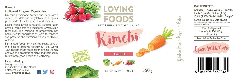 Whole Foods Kimchi Uk Food