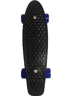 Mini Cruiser Skateboard for Beginners /… SK8MEMO 17X5inch Mini Skateboard