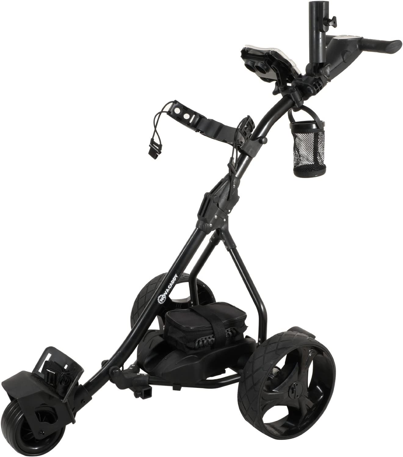 6 Best Electric Golf Push Carts Short time Review 2