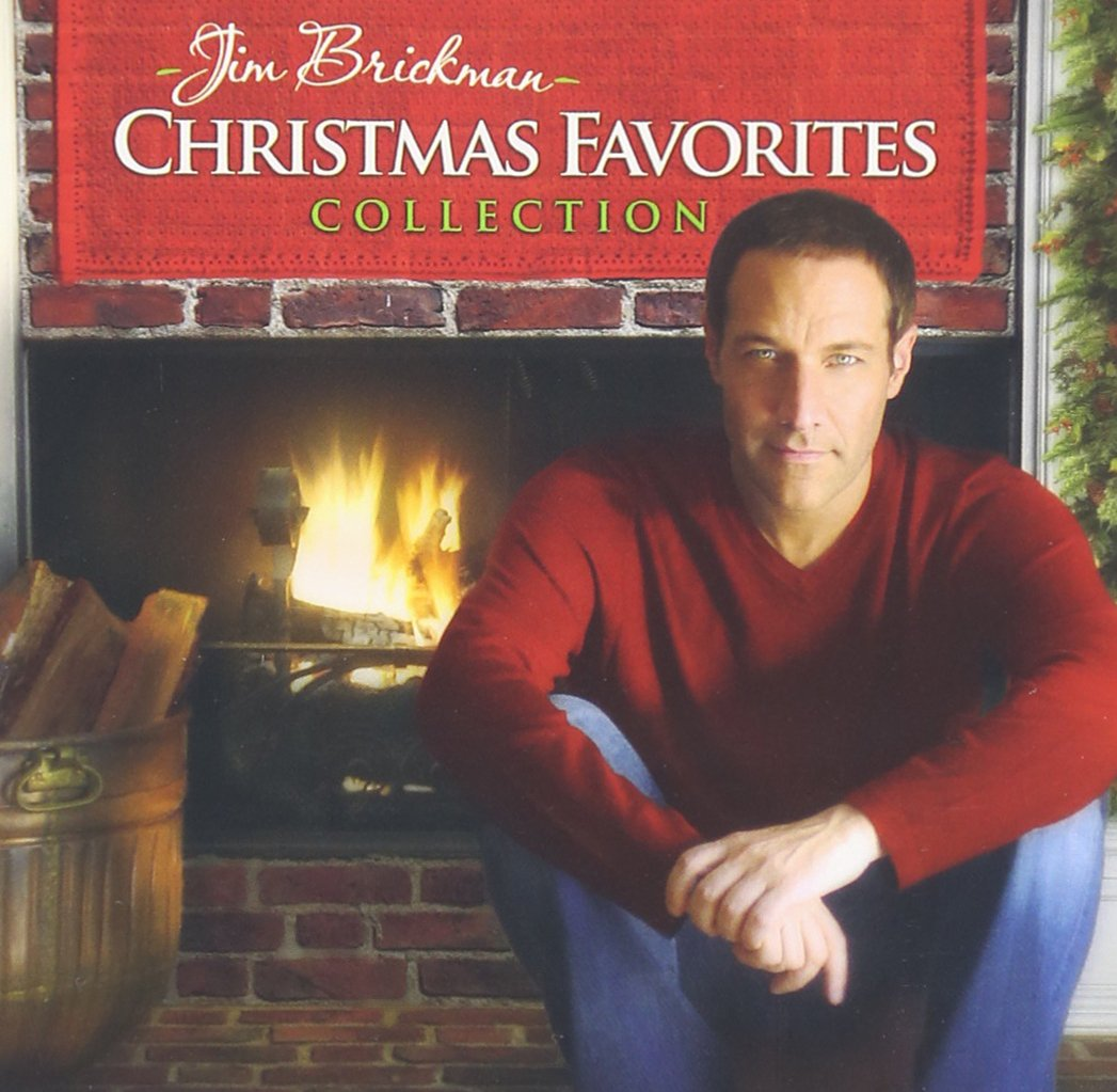 JIM BRICKMAN - JIM BRICKMAN CHristmas Favorites collection - Amazon ...
