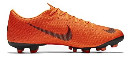 Amazon.com   NIKE Mercurial Vapor 12 Academy MG - Orange   Sports ... 376fb664e66d