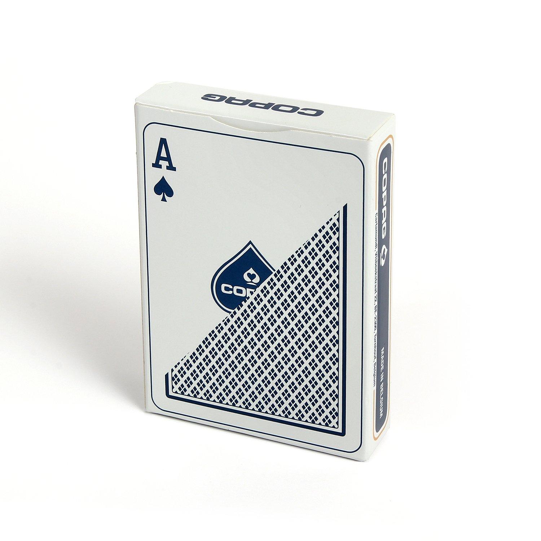 Copag Carte Poker, Mazzo di Carte da Gioco, Gioco di Società, 100 ...