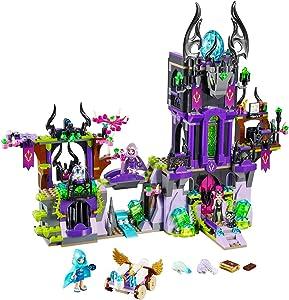 LEGO Elves 41180 Ragana's Magic Shadow Castle Building Kit (1014 Piece)