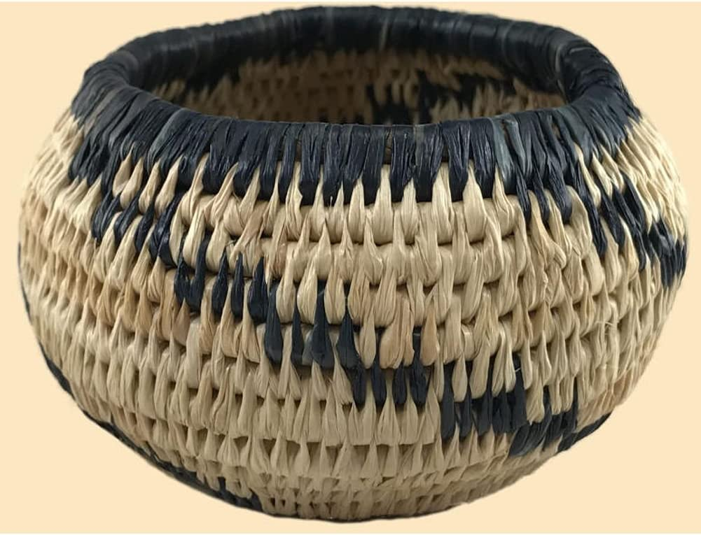 Traditional Coiled Basket Weaving Kit Makes One 3in 4in Basket Basic Version