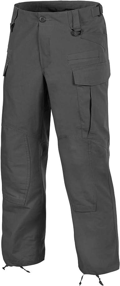 Helikon SFU Next Hommes Pantalons Polycoton Ripstop Noir