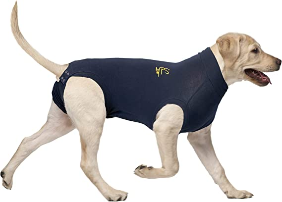 Animal Pet Camisa Grande Azul Marino