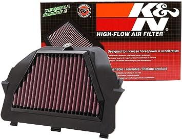K/&N YA-6090 Motorrad K/&N Tausch-Luftfilter