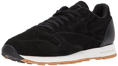 f16d4f83fe2d90 Reebok Men s CL Leather SG Sneaker