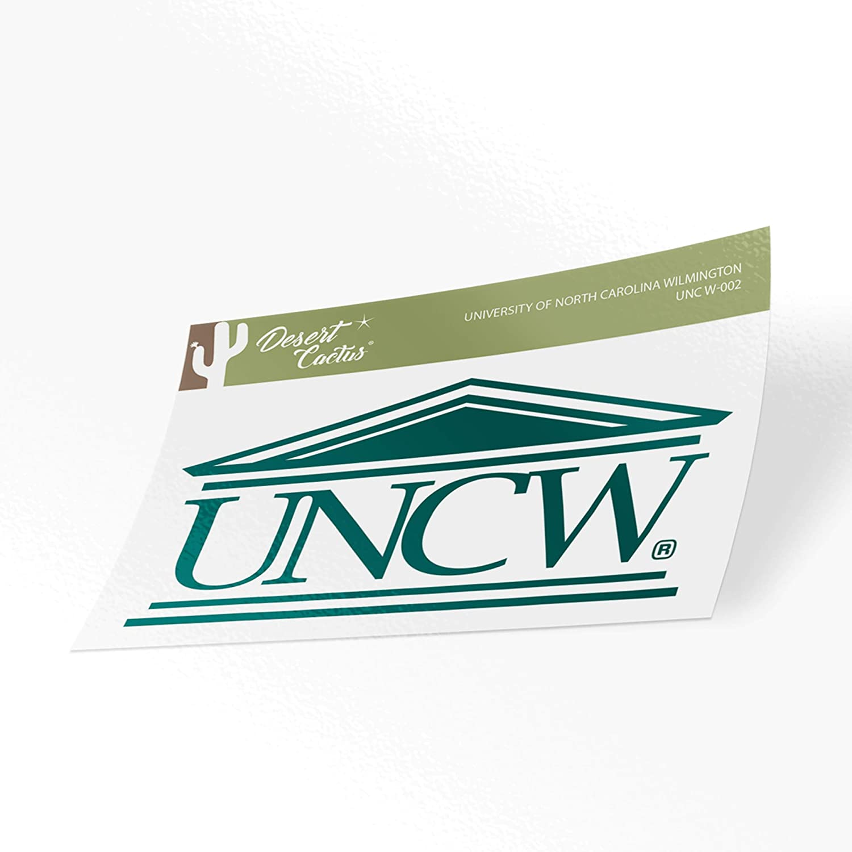 University of North Carolina Wilmington UNCW Seahawks NCAA Vinyl Decal Laptop Water Bottle Car Scrapbook (Sticker - 002)