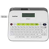 Brother Printer RPTD400 Versatile Compact Label Maker (Renewed)