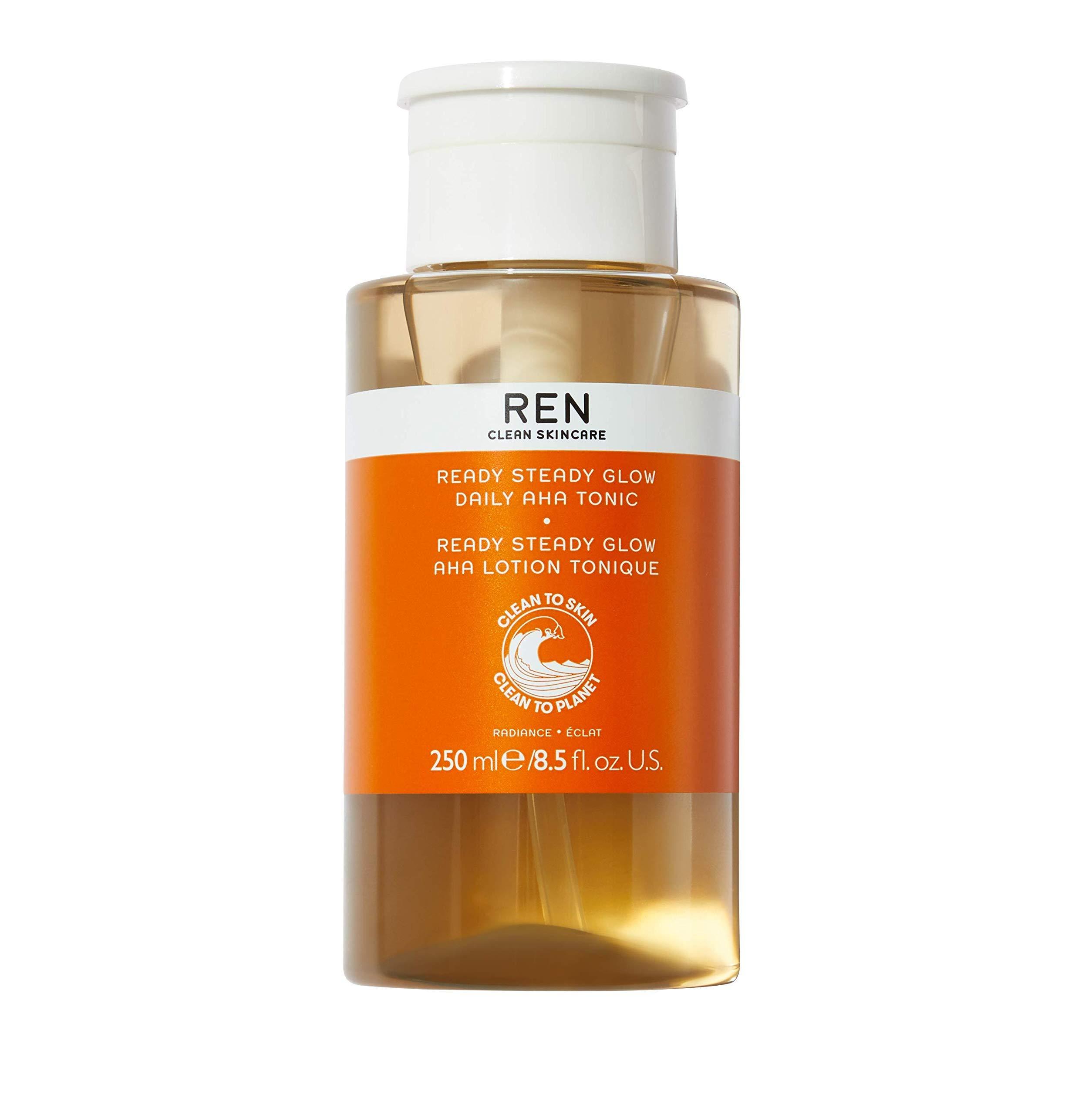 REN Clean Skincare AHA Glow Tonic 250 ml