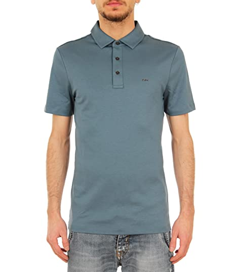 MICHAEL Michael Kors Polo Slim fit Uomo Mod. CS75FGVC93 3XL ...