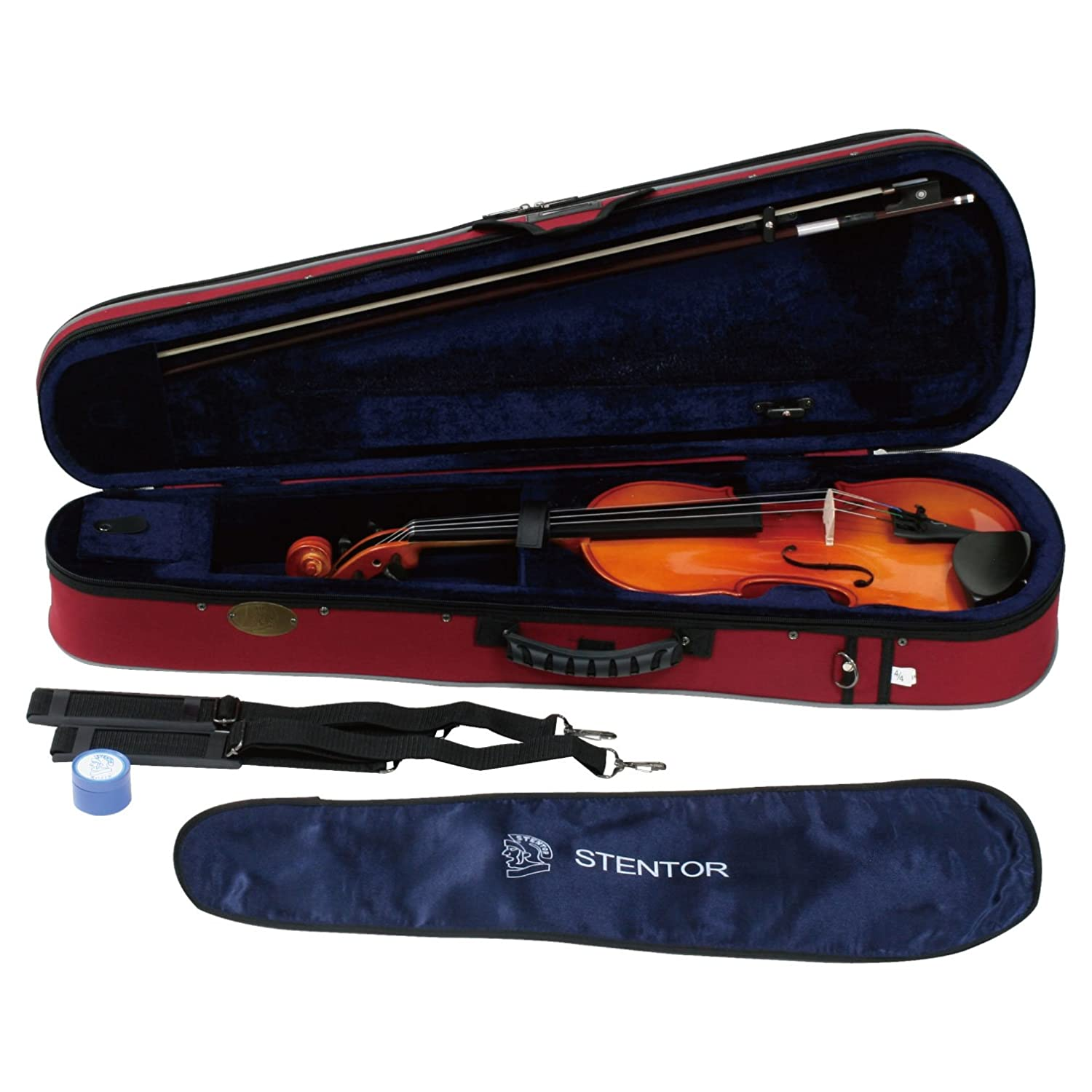 Stentor 1500 3/4 Violin: Amazon.in: Musical Instruments