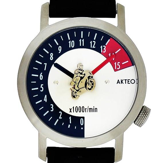 Akteo 002164-reloj de cuarzo para hombre