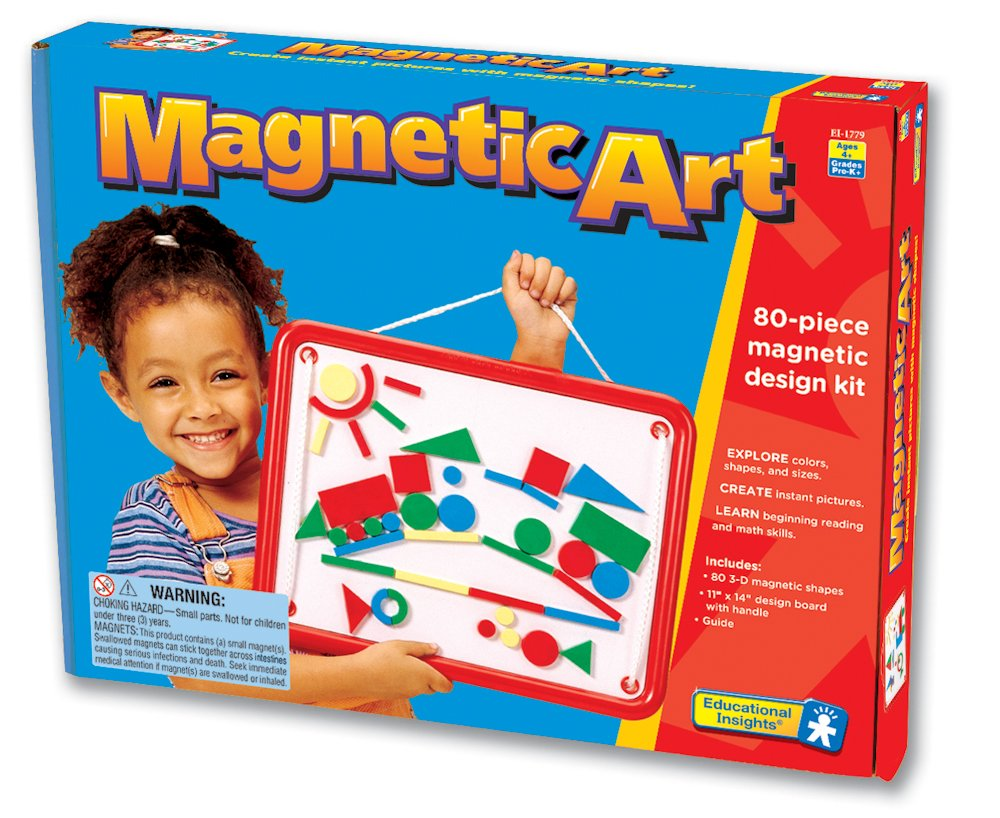 Educational Insights Magnetic Art by Educational Insights