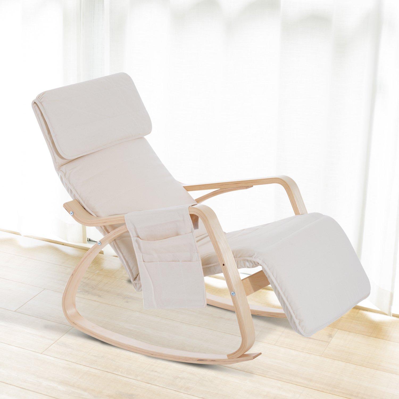 schwingsessel mit fussteil. Black Bedroom Furniture Sets. Home Design Ideas
