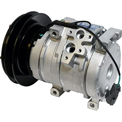 Universal Air Conditioner CO 11301C A/C Compressor: Automotive