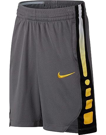 Nike B NK Dry Short Elite Stripe – Pantaloncini b1fe72b316b4