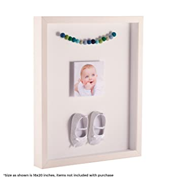 Amazon.com - ArtToFrames 18 x 22 Inch Shadow Box Picture Frame, with ...