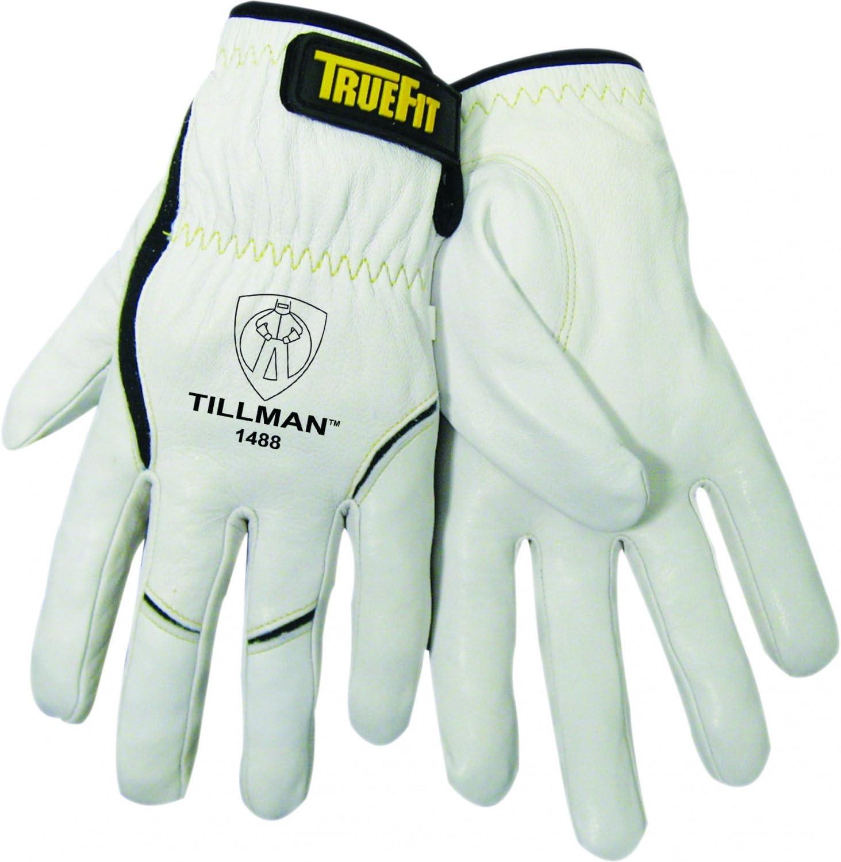 Tillman 24C Top Grain Kidskin TIG Welding Gloves S M L XL