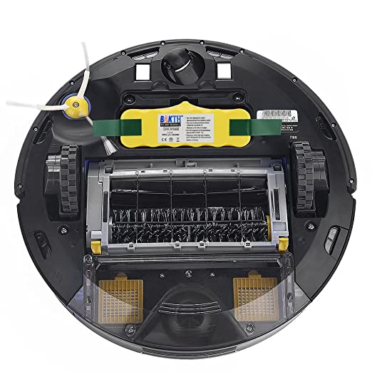 BAKTH 14.4V 3000mAh Ni-MH Batería para iRobot Roomba 500 510 520 530 532 533 534 535 540 545 550 552 555 560 562 570 580 581 582 585 595 600 610 620 630 631 ...