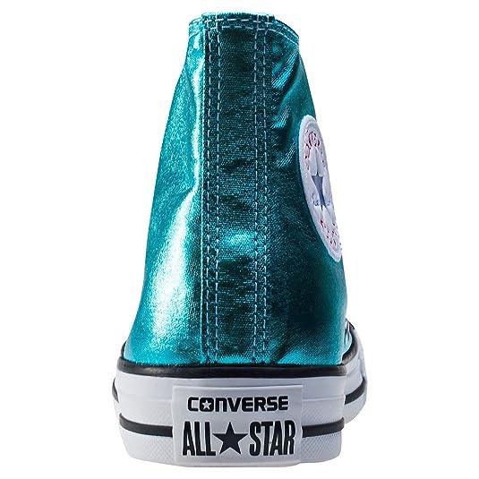 Converse Chucks 155555C Chuck Taylor All Star HI Fresh Cyan
