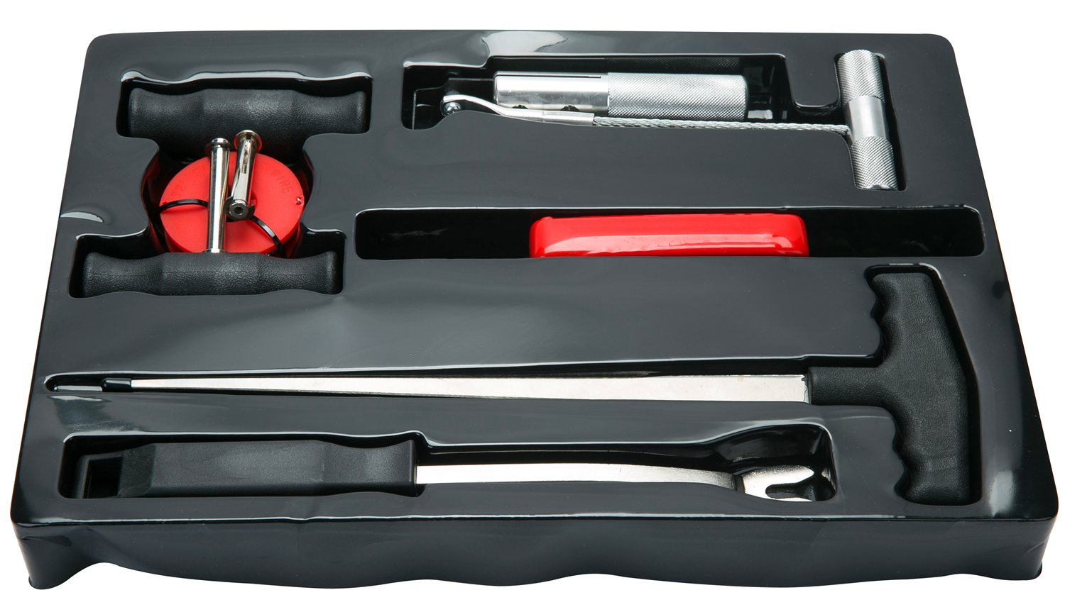 8MILELAKE 7pc Classic Vintage Car Molded Windscreen Removal Tool Set by 8MILELAKE (Image #2)