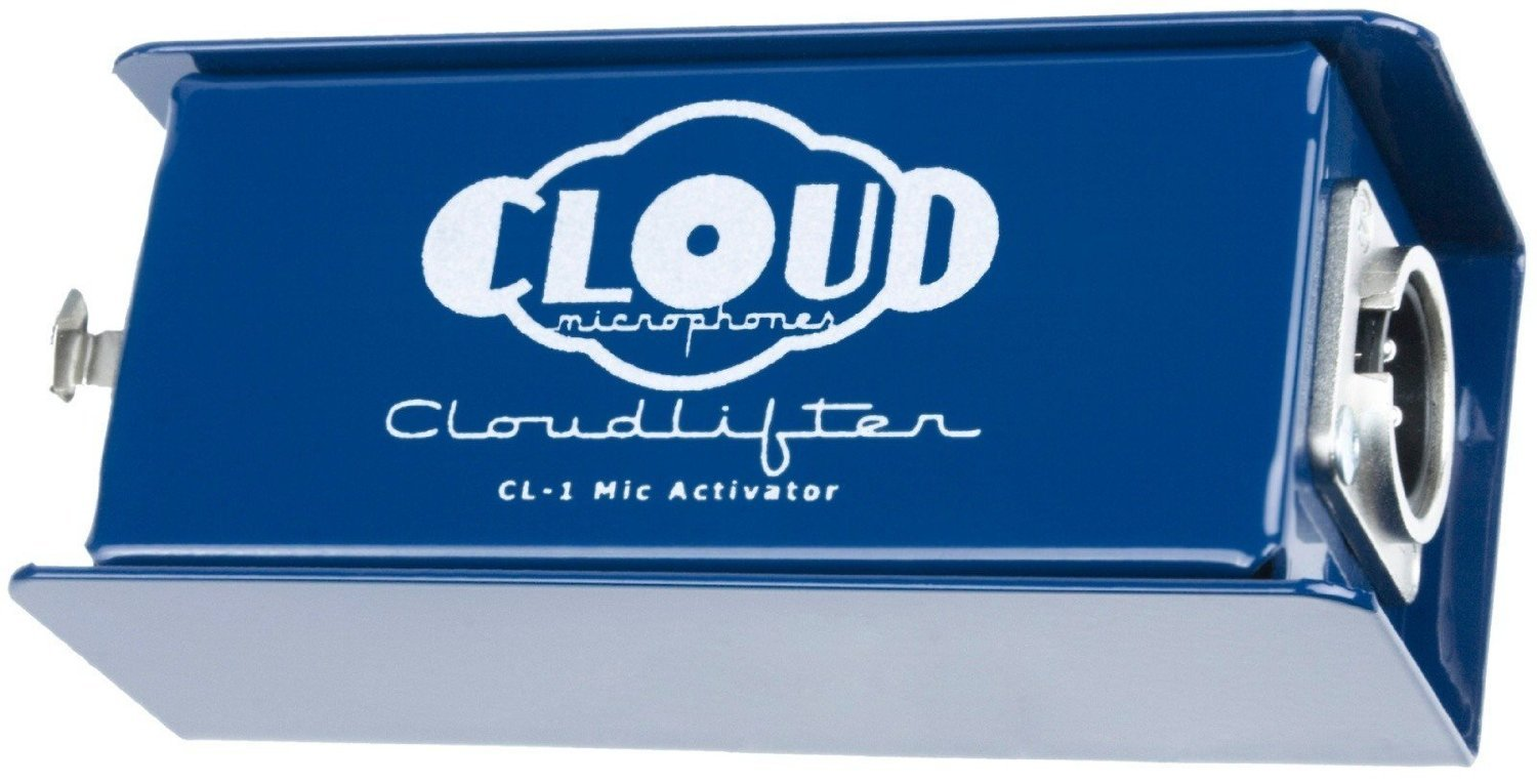 Cloud Microphones CL-1 Cloudlifter 1-channel Mic Activator (Renewed)