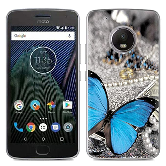 Moto G5 - Carcasa para Motorola Moto G5 (TPU), diseño de ...