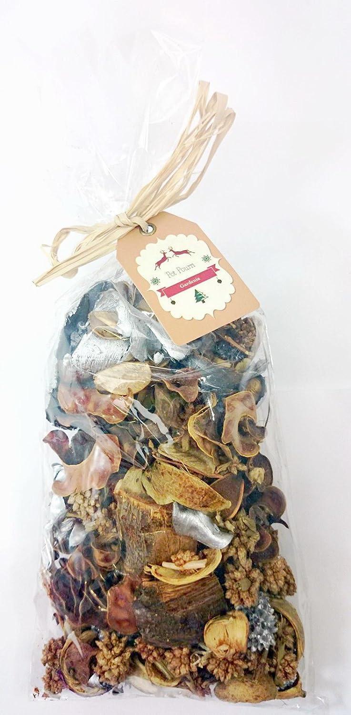 Christmas Fragrance Scented Pot Pourri Gift Bag Gardenia Decoration 100g Concept4u